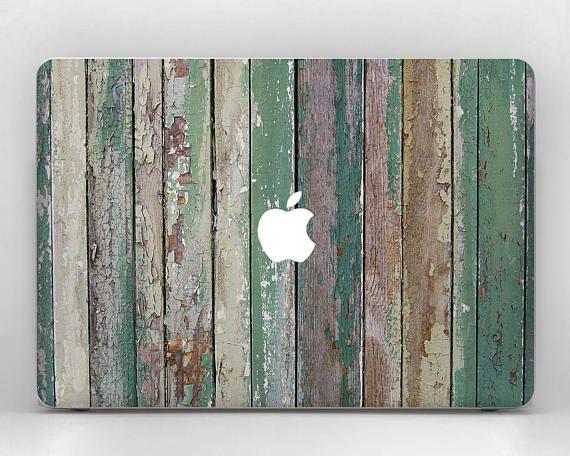 Wood Decal MacBook Wood MacBook Pro Retina Laptop Wood Pro