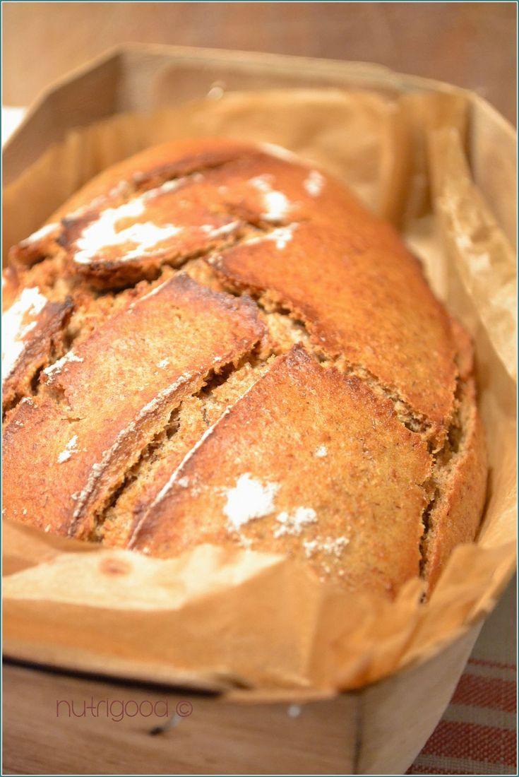 Le pain de seigle = le pain des régimes ! Un vrai plaisir de le faire chez soi et sans MAP, avec une recette simplissime, 100% pur seigle et 100% bio