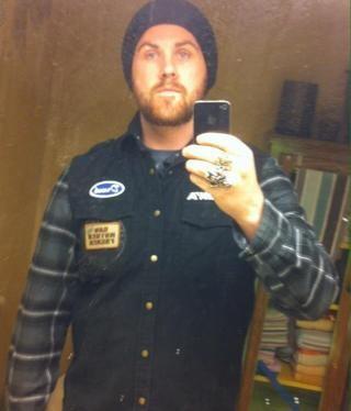 sons of anarchy opie halloween costume sons of anarchybulletproof vestmardi - Halloween Bullet Proof Vest