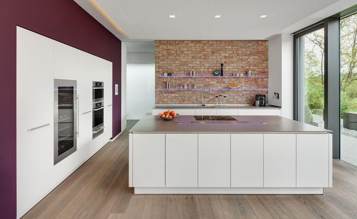 Unique architecture by kurt hoerbst Haus O Architekturwerkstatt Haderer kitchen Pinterest Casa e Architettura