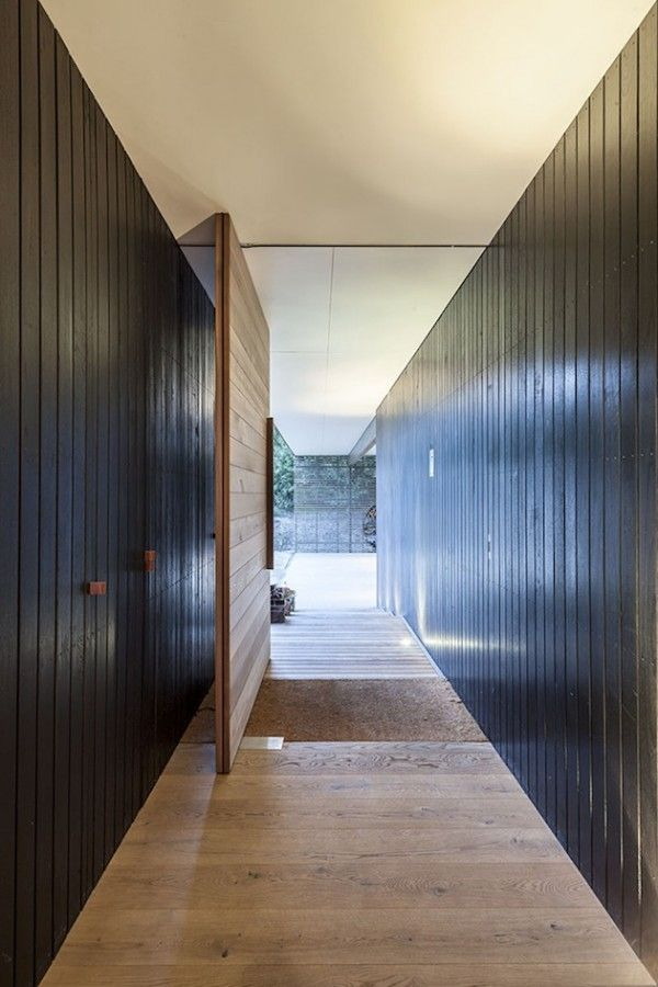 Entry | Fingal residence by JAM architects