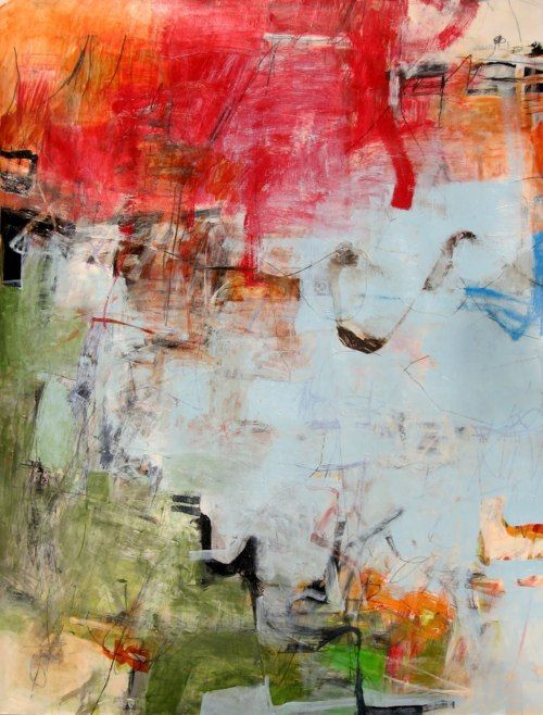 "Charlotte Foust, ""String Theory"", mixed media on paper: Abstract Artworks, Artsyfartsi, Artists Grant, Mixed Media, Artsy Fartsi, Charlotte Foust, Art Abstract, Abstract Paintings, Medium"