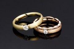 #바니찌 다이아몬드 #커플링 반지 #주얼리 전문 스튜디오