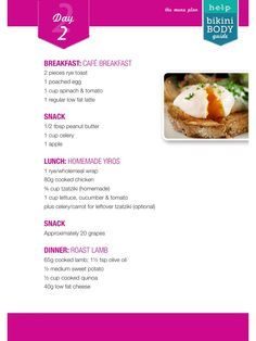 h.e.l.p nutrition guide free kayla - Pesquisa Google