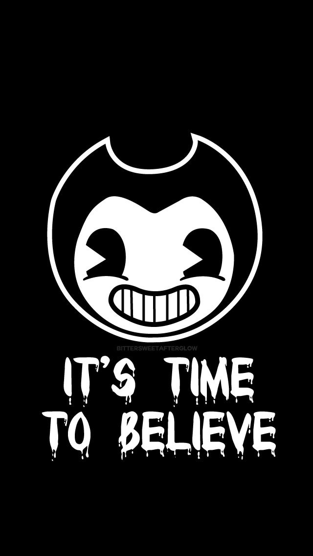 Stay Determined Bendy Phone Wallpapers Fell Free To Use