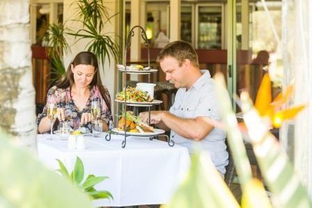 Signature dish, Seafood Tower for 2, Wild Prawn Café, Bar + Grill