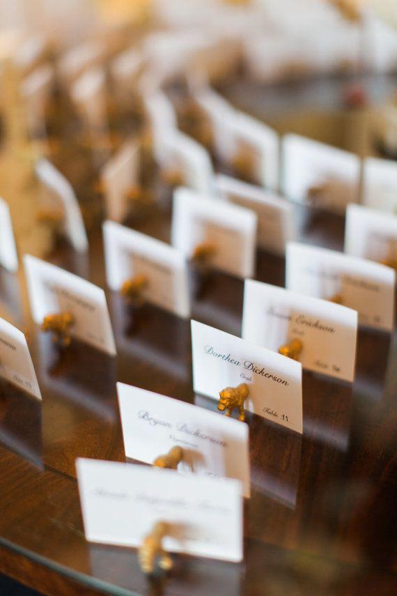 Wedding seating plan holders or wedding number holders
