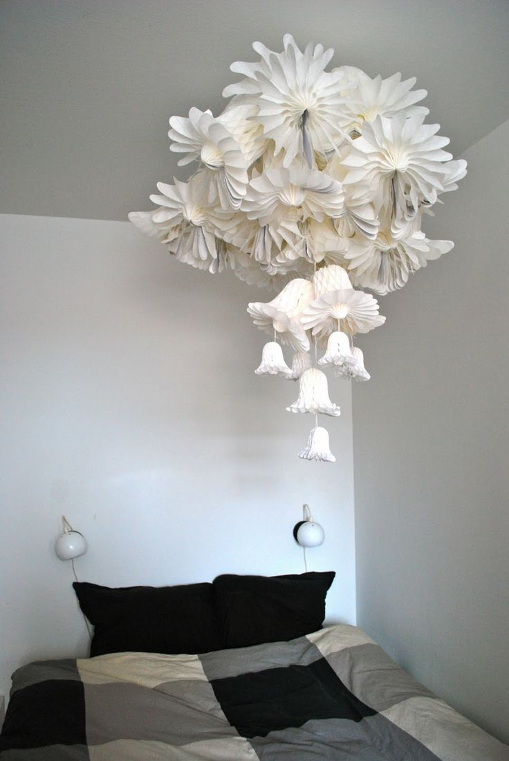 Honeycomb paper lamp