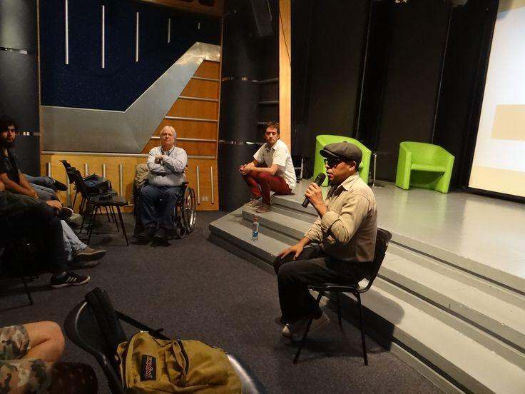 """Octubre: Director y productor de """"Bala Loca"""" en UNIACC"""