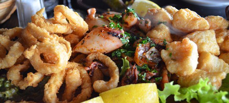 Gastronomía - Frutos del Mar