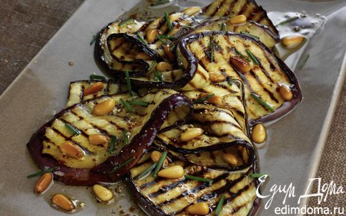 Закуска из жареных баклажанов | Кулинарные рецепты от «Едим дома!»