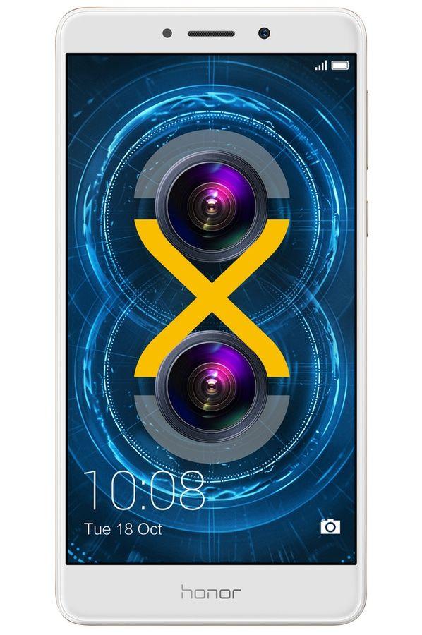 #AW @Darty_Officiel ➠ NOUVEAUTÉ, le Mobile HONOR 6X #OR - #Design unibody tout en métal. #XtraOrdinary #Honor6X ➠ http://tidd.ly/d208991c