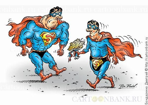 Настоящий Супермен в категории Cartoon, Бондаренко Дмитрий