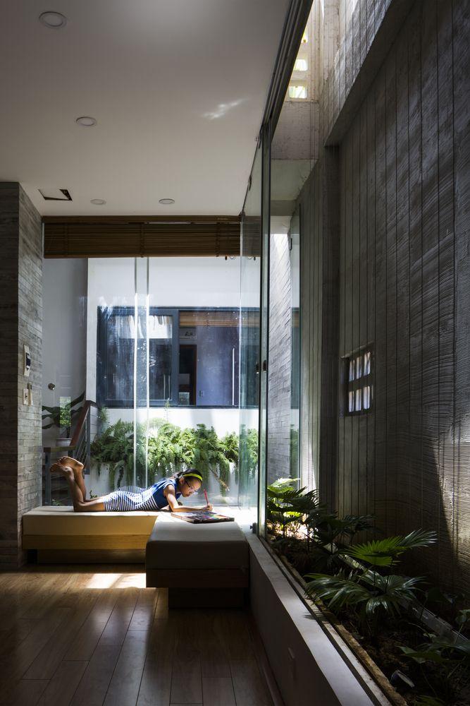 Gallery Of S House Alpes Gdb 10 Duplex House Design House Design Narrow House Designs