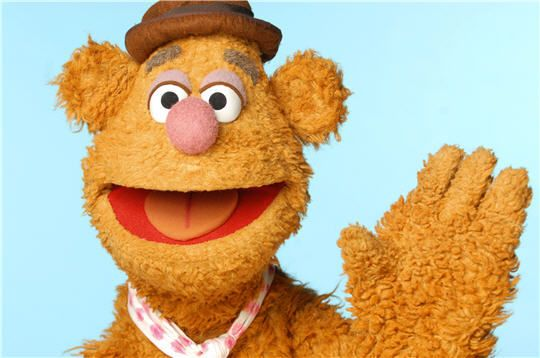 fozzie bear | In the end, though, I think I very much ended up as a Fozzie Bear, and ...