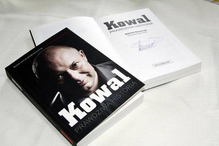 Kowal - książka z autografem! #ksiazka #autograf #sklep #ksiegarnia #sport
