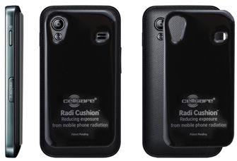Cellsafe Samsung Galaxy Ace Radi-Cushion