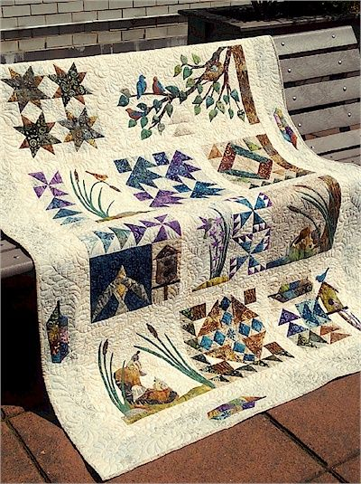1000 Images About Quilts Samplers On Pinterest