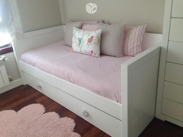 22 best habitaciones 2 images on pinterest camas nido - Habitacion infantil cama nido ...