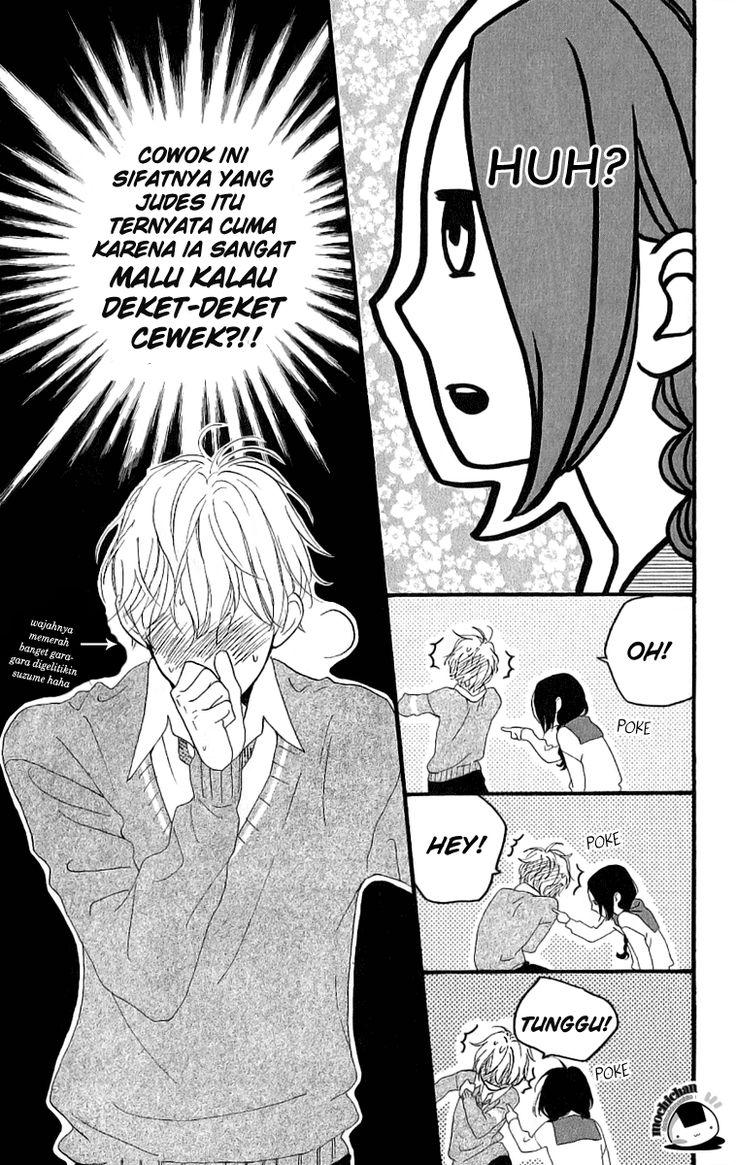 Komik Hirunaka no Ryuusei Chapter 2 Gambar 24 Manga