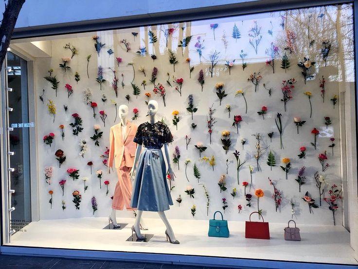 "BOONTHESHOP, Cheongdam, Gangnam, Seoul, South-Korea, ""Listen Brenda... Where Flowers Bloom so does Hope.. When they Bloom, so does Love"", pinned by Ton van der Veer"