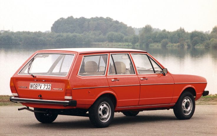 VW Passat Variant 1973