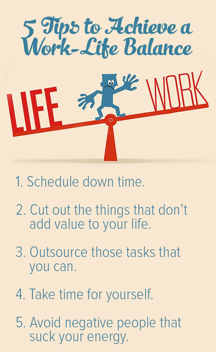 Discover the Tips to Achieve a work-life balance