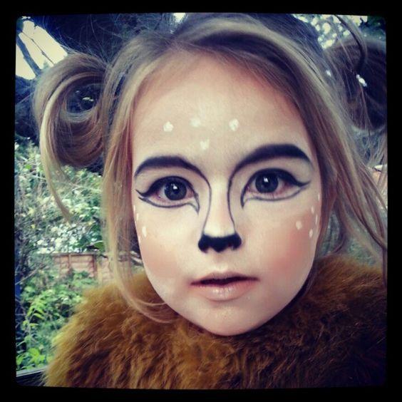C'est Halloween et vous n'avez pas eu le temps de préparer le costume de vos kids ? Voici 10 idées de maquillages pour faire des petits monstres