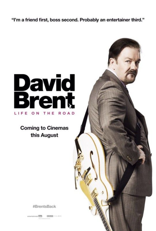 "Watch the trailer for David Brent, an ""Office"" (British version) movie with Ricky Gervais"
