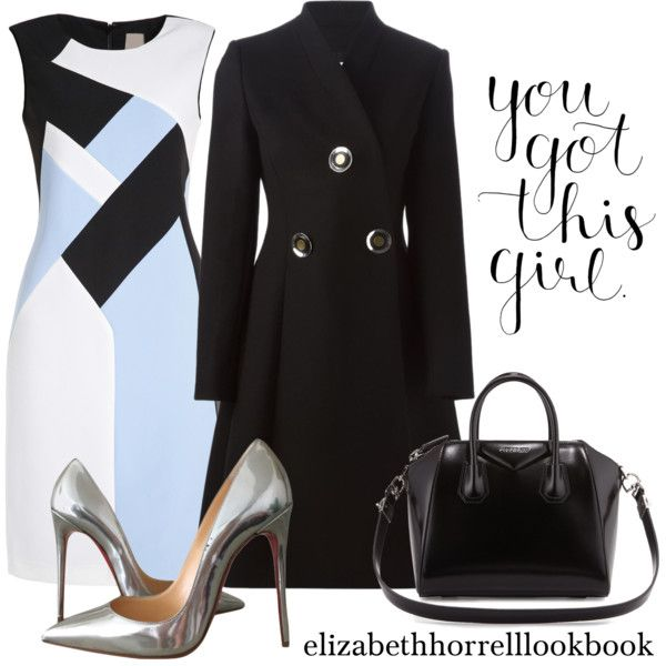 Liz by elizabethhorrell on Polyvore featuring polyvore, fashion, style, STELLA McCARTNEY, Christian Louboutin and Givenchy