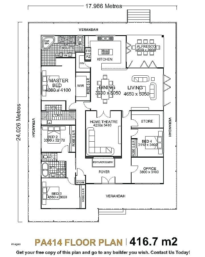 Inspirational 2000 Sq Ft House Plans Or Square Foot House Plans And Modern House Plans Under Single Level House Plans One Bedroom House Open Floor House Plans