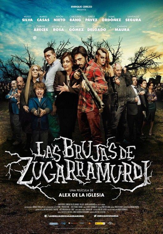 Las brujas de Zugarramurdi. Cool movie...with a style like a cross between Guillermo del Toro and early Sam Raimi.