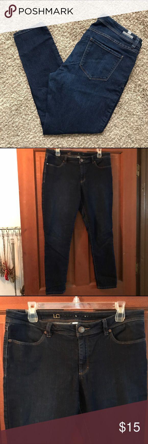 LC Lauren Conrad Jeans Dark wash skinny jeans from LC Lauren Conrad. LC Lauren Conrad Jeans Skinny