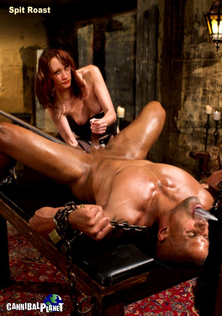 Blowjob! bondage gallery cannibal mais!!! She's really
