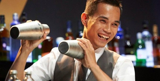 VN contestants in the top 16 global bartenders contest