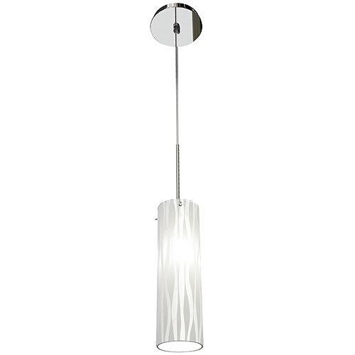 """Incizio"" 1-Light Pendant 