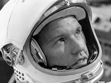 Mercury Astronaut Gordon Cooper