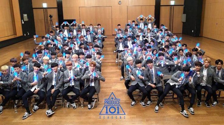 Produtores do Produce 101 Season 2 discutem formação de um time de trainees para concertos