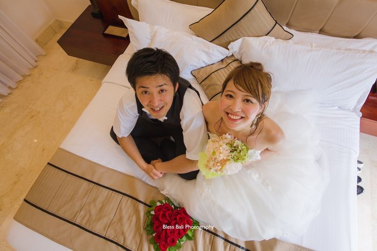 Wedding photo shoot in Viceroy Ubud