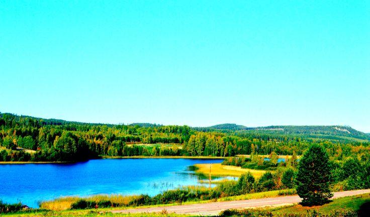 Sommar i vackra Hälsingland