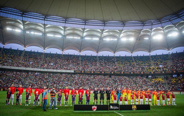 Dinamo vs Barcelona / UEFA