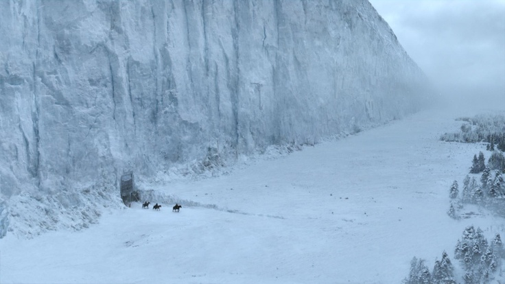 #the_wall- game of thrones