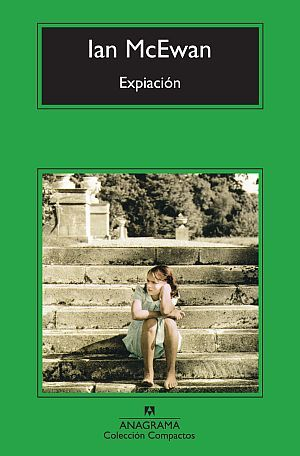 EXPIACIÓN de Ian McEwan (1948- ) brillante escritor inglés. La vida se desarrolla en una casa de campo habitada por la familia Tallis. La madre, encerrada en su habitación con migrañas, el padre ausente, la hija pequeña de trece años desesperada por ser adulta y escritora primeriza, Cecilia la mayor que ha vuelto de Cambrige y Robbie Turner el brillante hijo de la criada de los Tallis. La tensión entre ellos será creciente con consecuencias irreparables.