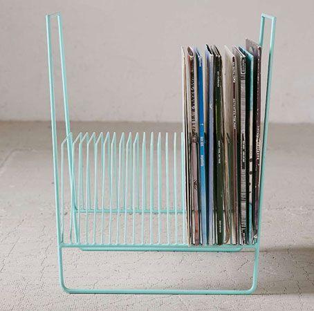 Oltre 25 fantastiche idee su porta dischi in vinile su - Porta dischi vinile ...
