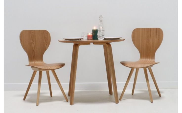 1000 ideas about table ronde bois on pinterest - Petite table ronde blanche ...