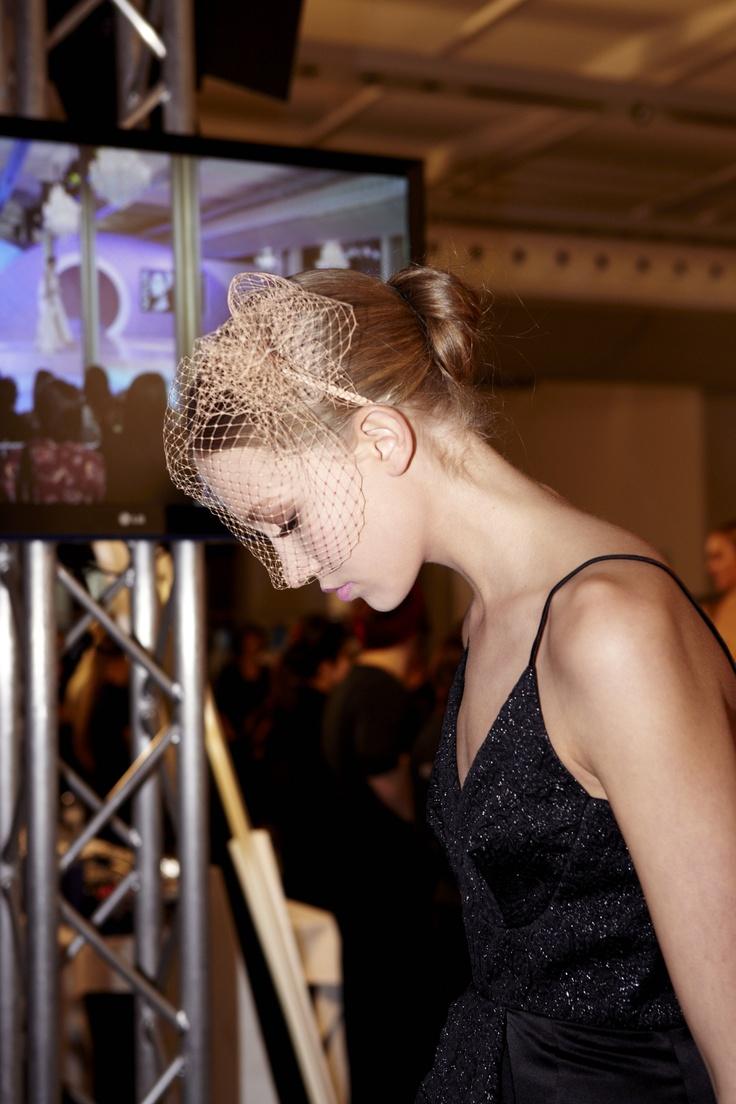 Backstage beauty in Revlon Colorstay make-up & Nicola Finetti @30 days of Fashion & Beauty