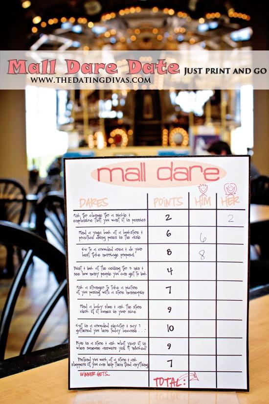 mall dare dating divas Premium dating site chines mall scavenger hunt dating divas gallery mall scavenger hunt dating divas дата публикации: 2018-03-04 02:39.