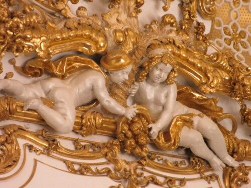 Vienna, Liechtenstein Palace opulence