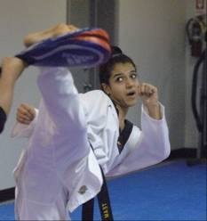 Fabiola Carrillo now has her eyes on the 2016 Summer Olympics in Brazil.