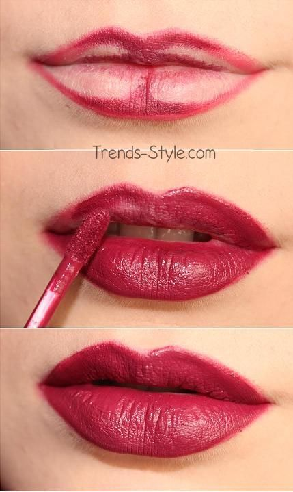 Bigger Fuller Lips Tip by Trends-Style #Provestra #Skinception #coupon code nicesup123 gets 25% off